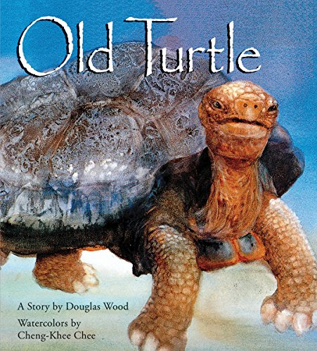 Old Turtle (0439309085) by Wood, Douglas