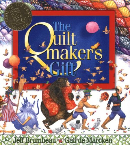 9780439309103: Quiltmaker's Gift
