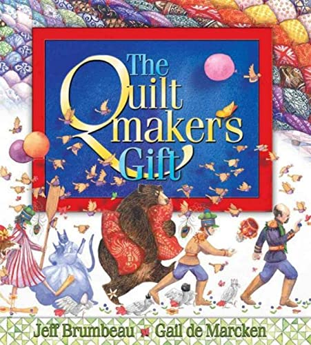9780439309103: The Quiltmaker's Gift