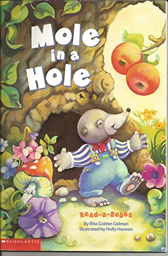 9780439309196: Mole in a Hole (Step Into Reading - Level 1 - Library Binding)
