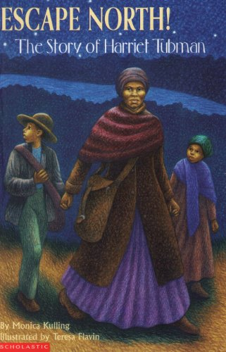 9780439309219: Escape North!: The Story of Harriet Tubman (Step into Reading, Level 3)