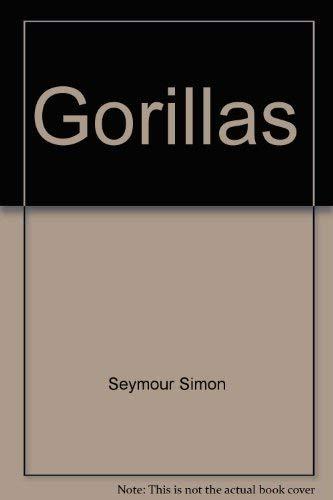 9780439309240: Gorillas