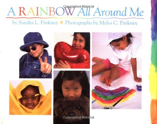 A Rainbow All Around Me: Sandra Pinkney