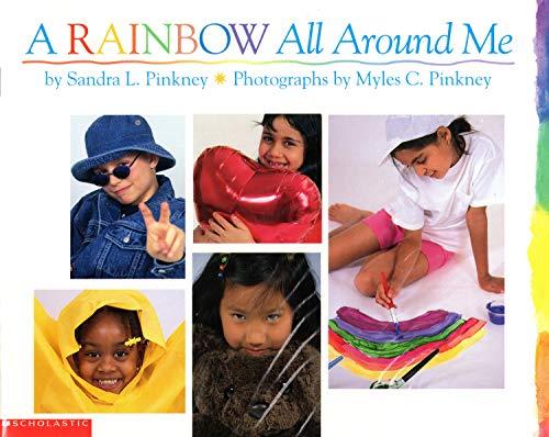 9780439309301: A Rainbow All Around Me
