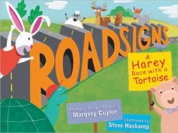9780439312370: Roadsigns: A Harey Race with a Tortoise