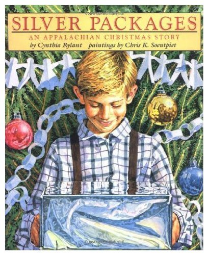 9780439313278: Silver packages: An Appalachian Christmas story