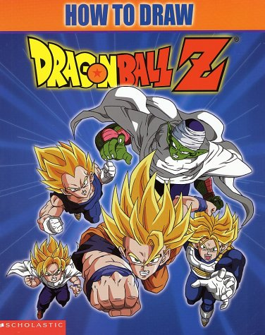 How To Draw Dragonball Z: Teitelbaum, Michael