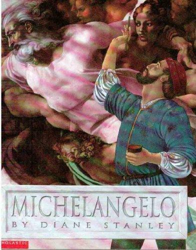 9780439313933: Michelangelo