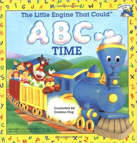 9780439314084: The Little Engine That Could ABC Time