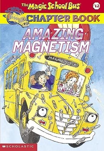 9780439314329: Amazing Magnetism (The Magic School Bus)