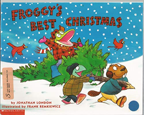 9780439314428: Froggy's Best Christmas