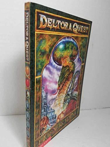 9780439314626: City of the Rats (Deltora Quest #3)