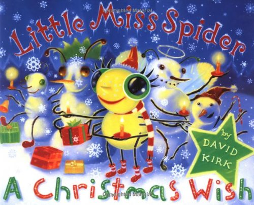 9780439314633: Little Miss Spider: A Christmas Wish