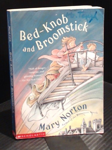 9780439314817: Bed-Knob and Broomstick