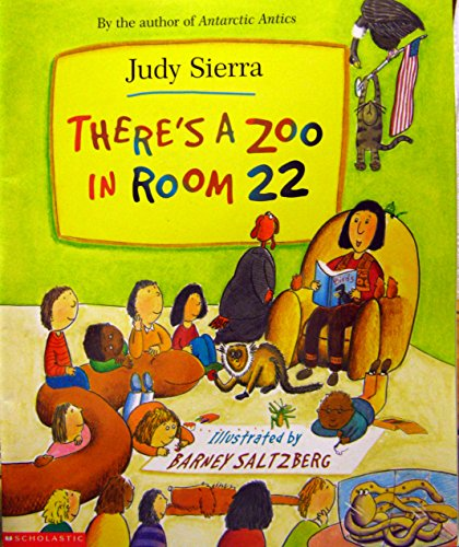 9780439316163: There's a zoo in room 22