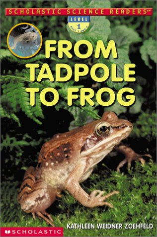 9780439316330: Scholastic Science Readers: From Tadpole To Frog