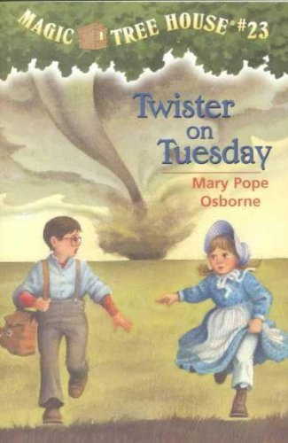 9780439316484: Twister on Tuesday (Magic Tree House No 23) Edition: First