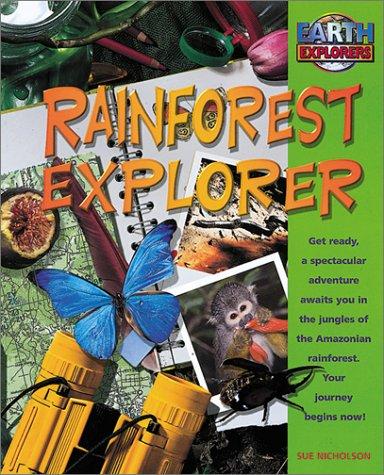 9780439316897: Rainforest Explorer