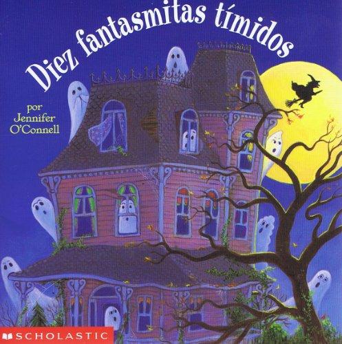 9780439317412: Diez fantasmitas timidos [Taschenbuch] by por Jennifer O'Connell