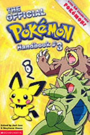 9780439317474: The Official Pokemon Handbook, No. 3