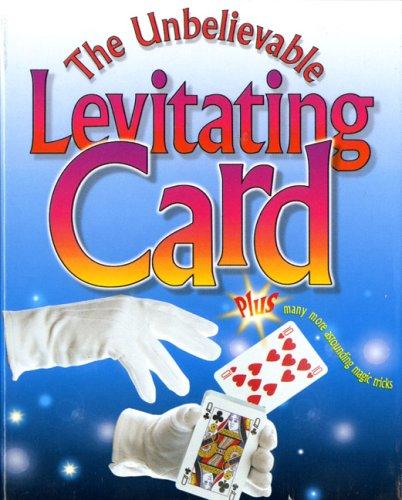 9780439317634: The Unbelievable Levitating Card Trick (M-m)