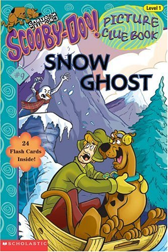 9780439318457: Snow Ghost (Scooby-Doo! Picture Clue Book, No. 9)