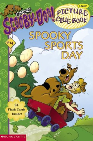 9780439318501: Spooky Sports Day (Scooby-Doo! Picture Clue Book, No. 14)