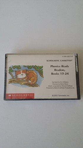 9780439320139: Scholastic Phonics Ready Readers ; Books 13-24