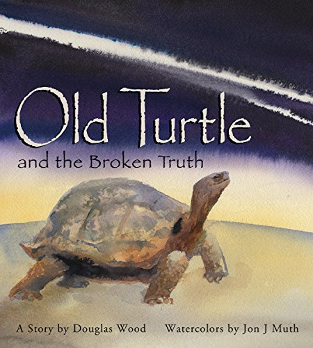 9780439321099: Old Turtle And The Broken Truth