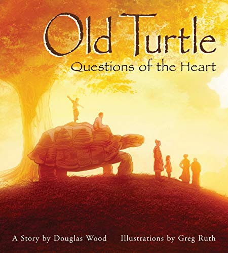 9780439321112: Old Turtle: Questions of the Heart (Lessons of Old Turtle)