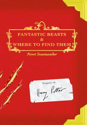 9780439321600: Fantastic Beasts And Where To Find Them