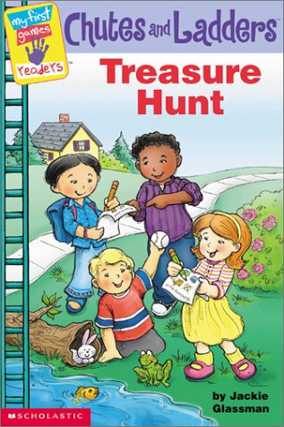 Chutes and Ladders: Treasure Hunt (My First Games Readers) (9780439321815) by Jackie Glassman