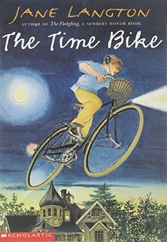 9780439322355: The Time Bike