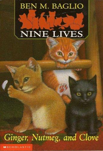 9780439322560: Ginger, Nutmeg and Clove