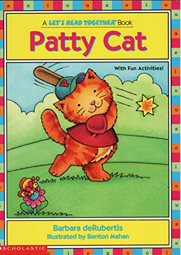 9780439322942: Patty Cat (Scholasic Edition)