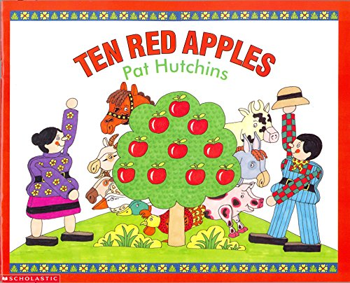9780439322973: ten red apples