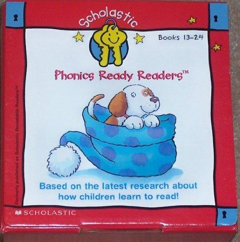 9780439323024: Scholastic Phonics Ready Readers (Books 13-24)