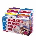 9780439323123: Scholastic Reading Skills Kit Box D Grades 5-6