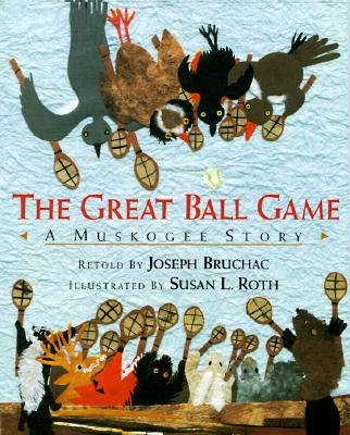 9780439323321: The Great Ball Game - A Muskogee Story