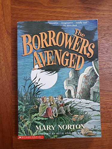 9780439323420: The Borrowers Avenged