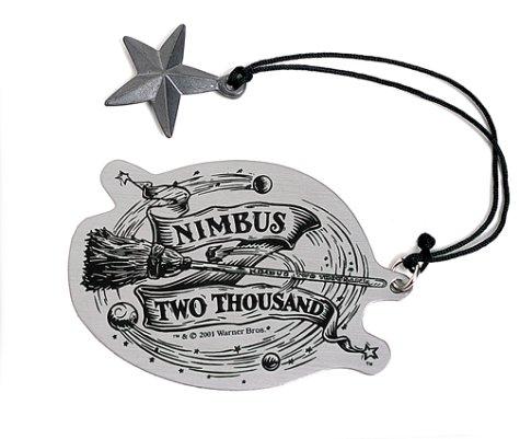 9780439323567: Harry Potter Metal Bookmark - Nimbus Two Thousand