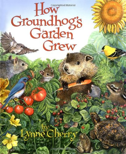 9780439323710: How Groundhog's Garden Grew