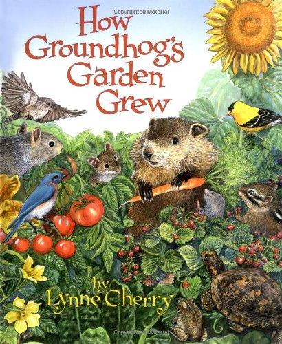 9780439323710: How Groundhog's Garden Grew