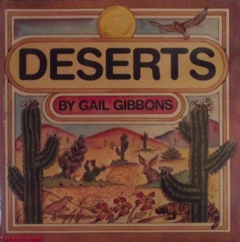 9780439324236: Deserts