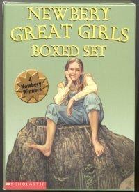 9780439324328: Newbery Great Girls Boxed Set, 4 Books (Newbery Winners)