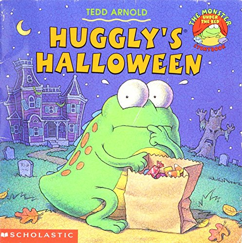 9780439324496 hugglys halloween the monster under the bed storybooks
