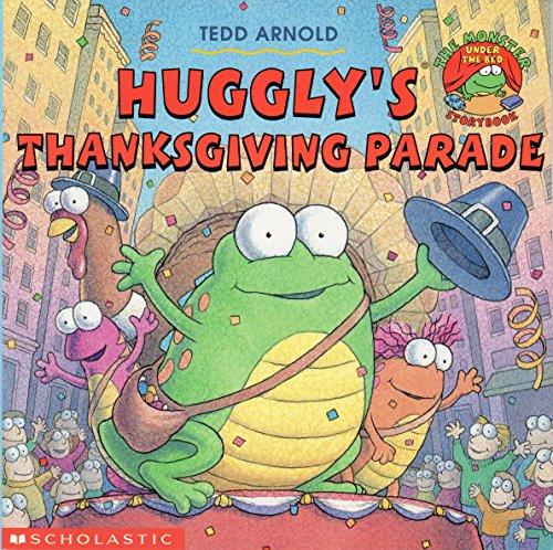 Huggly's Thanksgiving parade: Arnold, Tedd