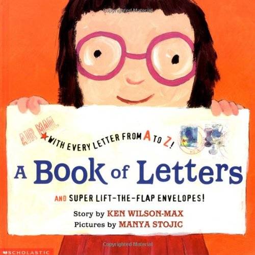 9780439324557: A Book Of Letters