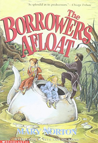 9780439325110: The Borrowers Afloat