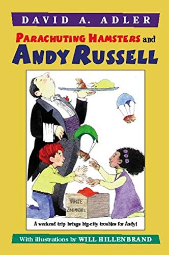 9780439325165: Parachuting Hamsters and Andy Russell